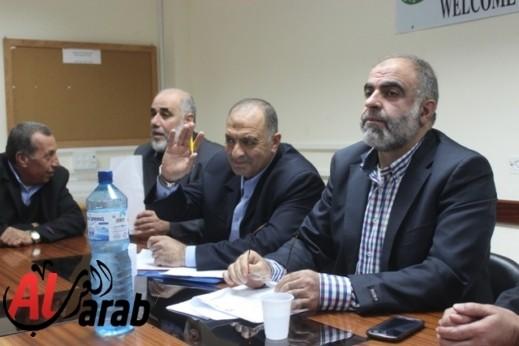 نتيجة بحث الصور عن site:alarab.net بلدية أم الفحم