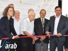 افتتاح مصنع جلوبل