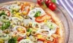 أشهر الأطباق الإيطالية:  بيتزا الخضار المشكّلة