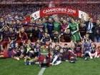 برشلونة يقهر الصعاب