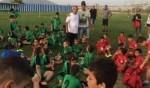 ملعب قرية نين يستضيف مدارس كرة قدم يهودية
