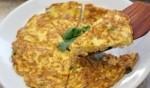 عجة البطاطا.. فطور شهي وسهل التحضير