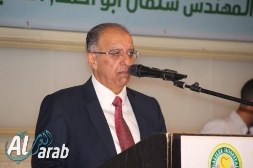 قيادة الاسلامية تقاطع افطار سلمان أبو أحمد الرمضاني