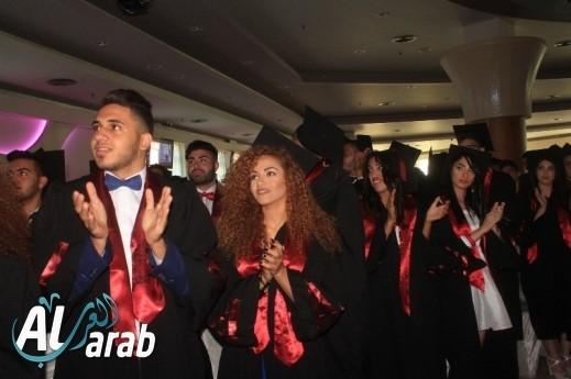 عيلبون: الجليل تحتفل بتخريج فوجها الـ48