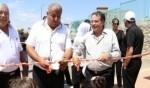 افتتاح حديقة بايس في قرية طرعان