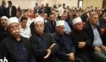 الطائفة المعروفية تعزي محمود عباس بوفاة شقيقه
