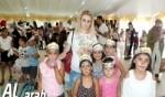 إختتام مخيمين صيفيين في مجد الكروم برعاية المجلس