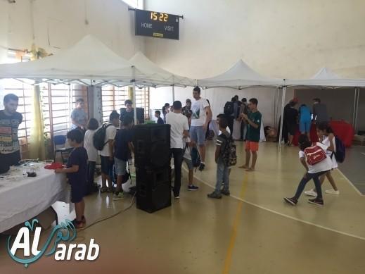 مهرجان حاسوب 2016 في شفاعمرو بعدسة arabTV