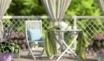 صور..أفكار مميزة ومشرقة لشرفات منازلكم