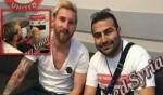 معارضو الأسد:  ميسّي وقع بالفخ ووقّع على قميص لسورية