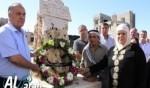 مسيرة تقليديّة لزيارة أضرحة الشهداء في الناصرة