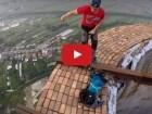 فيديو: مغامرة جنونية