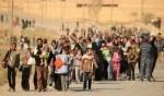 داعش يختطف آلاف المدنيين خلال انسحابه من حمام العليل