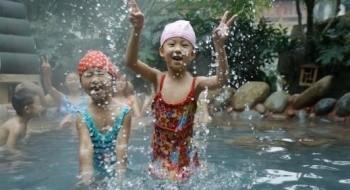 برك الربيع الساخنة في الصين...صور