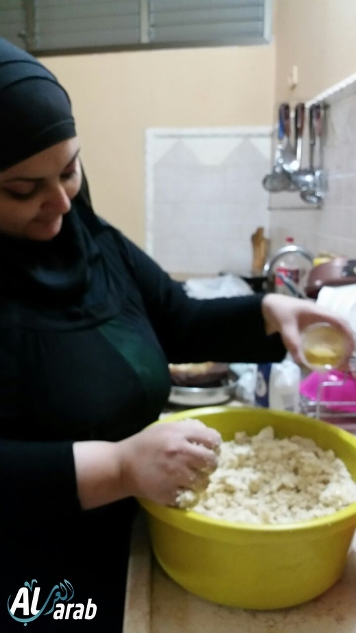 ليدي- مريم مصاروة-خديجة تتطوع لمساعدة الازواج الشابة