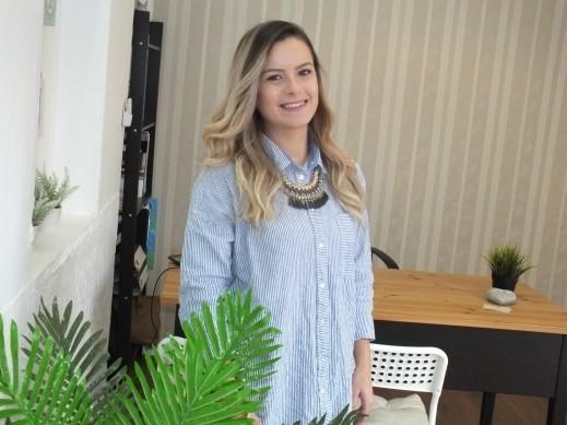 ليدي- المهندسة المعمارية لوزان حلبي تترجم الاحلام