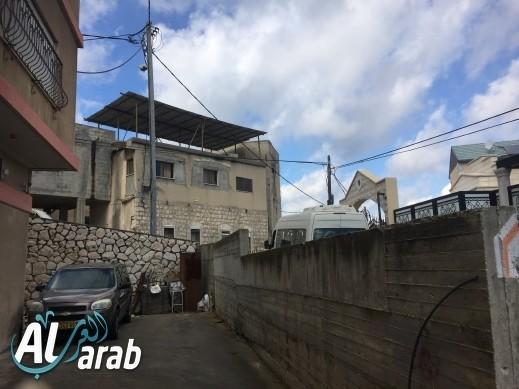 حي مار يعقوب في يافة الناصرة بدون كهرباء!