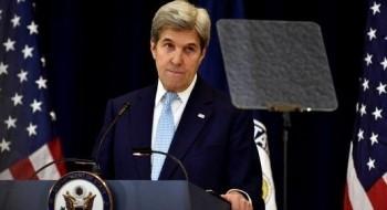 كيري: اذا نقل ترامب السفارة الى القدس