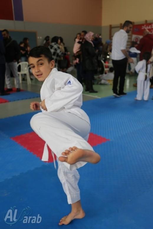 arabTV: بطولة الأعياد لرياضة الكراتيه في شفاعمرو