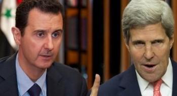 كيري: توسع داعش كان سيجبر الأسد على
