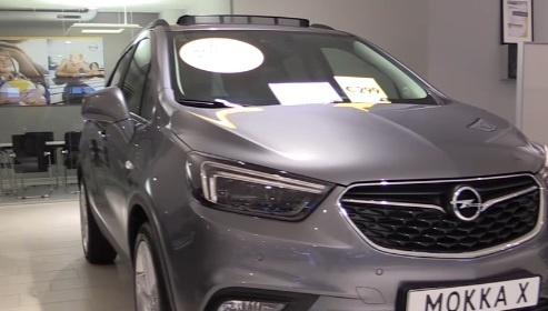 Opel Mokka X 2017 بقوة جديدة