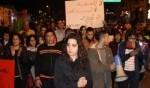 الناصرة: تظاهرة حاشدة تضامنا مع ام الحيران واحتجاجا