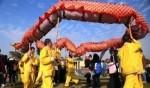 مصر تستقبل العام القمري الصيني الجديد