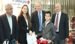 النّاصرة: بنك هبوعليم يوزّع جوائز الكاتب الصغير