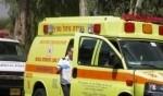 إصابة فتى (15 عاما) في قلنسوة ونقله الى المستشفى