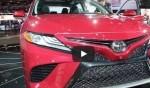 2018 Toyota Camry أكثر رياضية