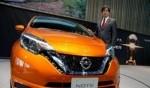 Nissan Note بلونها المدهش