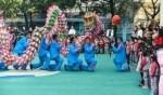 رقصة التنين الشهيرة في الصين