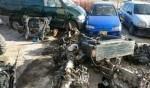 سرقة عشرات السيارات واعتقال عصابة فلسطينيين