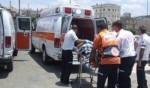 إصابة عامل بجراح متوسطة في كريات آتا