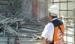 إصابة عامل بعد سقوطه عن ارتفاع في منطقة زفولون