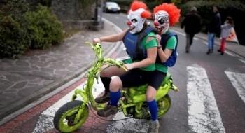 احتفالات غريبة في اسبانيا..صور