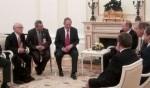 نتنياهو يلتقي مع بوتين في موسكو
