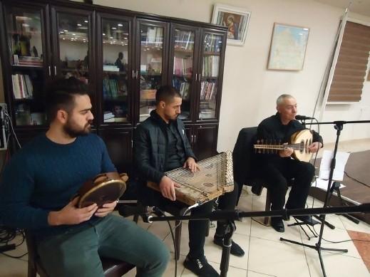 حيفا: أمسية إشهار المجموعة الشعرية ذاكرة العطر