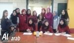 قلنسوة: فعاليات لطالبات ثانوية عمال
