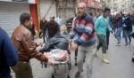 مصر: قتلى في تفجير كنيستين بطنطا والاسكندرية