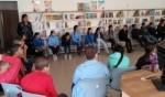 ورشات توعوية في مدارس اللد لمخاطر المخدرات