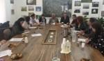بلدية شفاعمرو وإدارة كاريف في جولة تفقدية