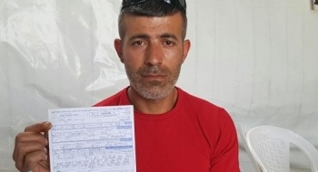 خديجة من قلنسوة: رجال الشرطة اشهروا سلاحا