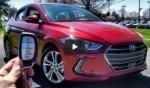 2017 Hyundai Elantra الأنيقة