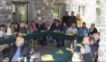 طبريا: وفد من القاسمي يشارك بافتتاح الكنيسة