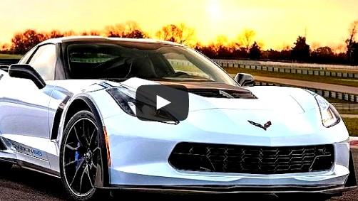 Corvette Carbon 65th تتألق وتتجدد لعام 2018