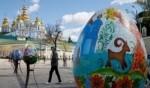 صور.. اجواء عيد الفصح في أوكرانيا