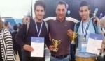 مجد الكروم: الطالب أحمد سلامة يحصد المرتبة الاولى