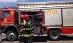 المشهد: اندلاع حريق بمنزل دون وقوع اصابات