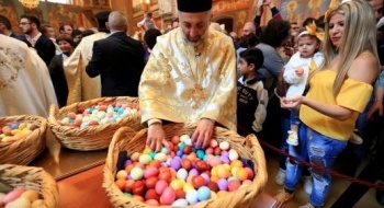 لبنان: أبناء الطائفة المسيحية يحتفلون بالفصح